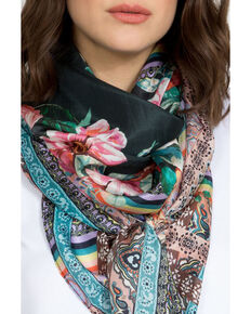 Johnny Was Women's Bethia Scarf, Multi, hi-res