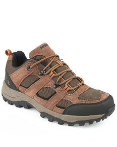 Northside Men's Monroe Hiking Shoes - Soft Toe, Brown, hi-res