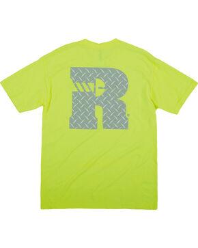Wrangler Men's Riggs Workwear Short Sleeve Graphic Tee, Green, hi-res