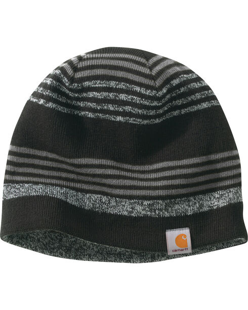 Carhartt Men's Charcoal Gunnison Reversible Hat , Charcoal, hi-res