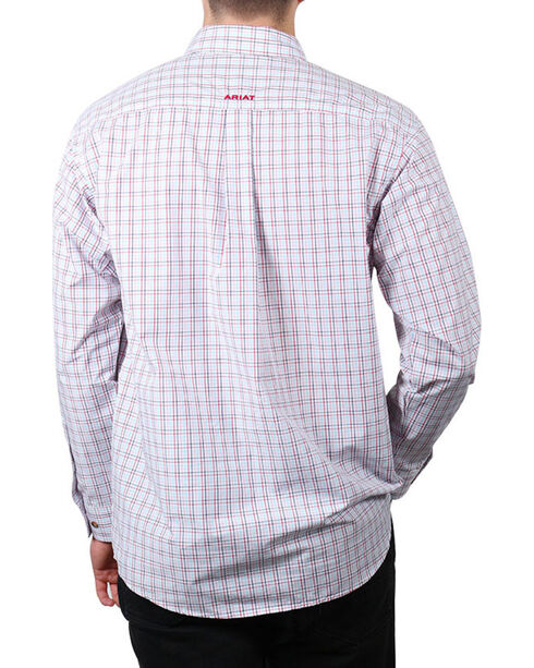 Ariat Men's Nessfield Long Sleeve Performance Shirt , Multi, hi-res