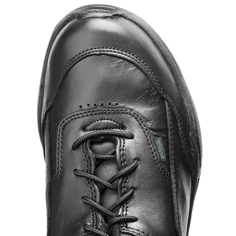 Rocky 911 Athletic Oxford Duty Shoes - USPS Approved, Black, hi-res