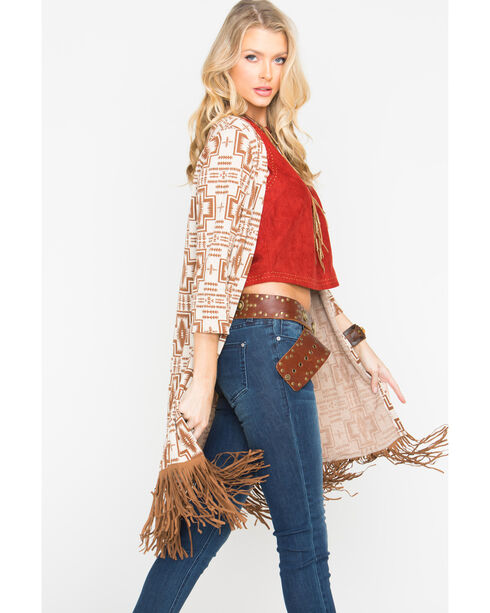 Ariat Women's Multi Jackson Cardigan , Multi, hi-res