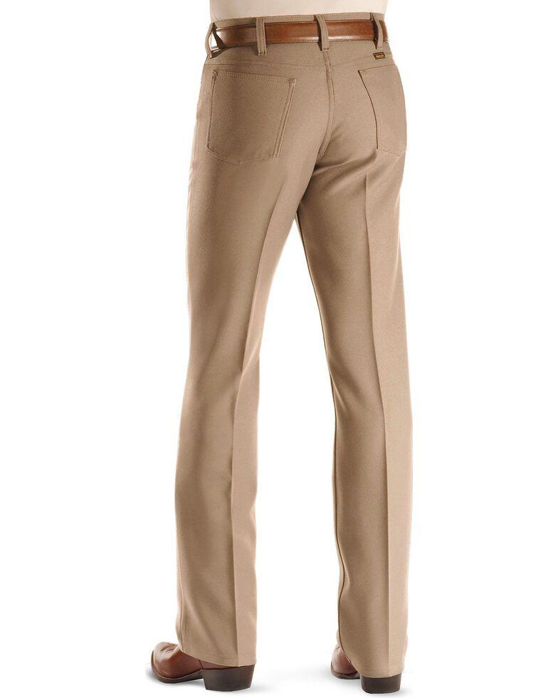Wrangler Wrancher Dress Jeans, Khaki, hi-res