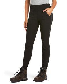 Ariat Women's Rebar Durastretch Utility Leggings, Black, hi-res