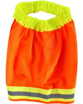 Radians Bright Orange Elastic Neck Shade , Bright Orange, hi-res