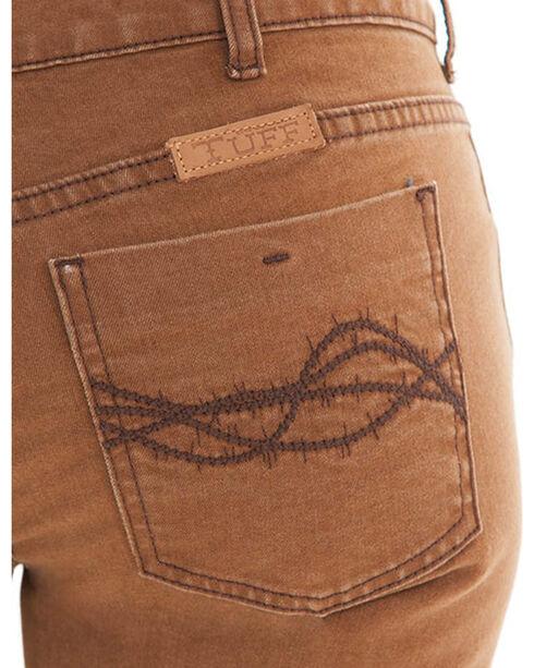 Cowgirl Tuff Women's Rust Copper Bonanza Jeans - Boot Cut , Rust Copper, hi-res