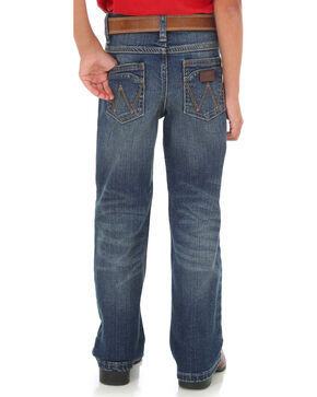 Wrangler Retro Toddler Boys' Lawton Relaxed Jeans (1T-7) - Boot Cut, Indigo, hi-res