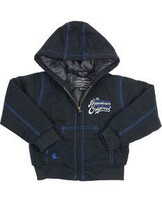 1dfb54d8 Cody James Toddler Boys American Original Hooded Jacket, Black, hi-res
