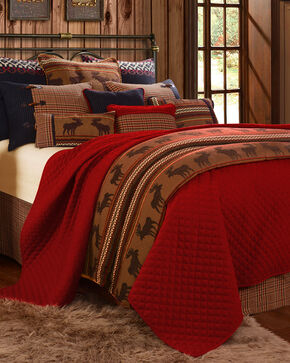 HiEnd Accents Bayfield 5-Piece Bedding Set - Twin Size, Multi, hi-res