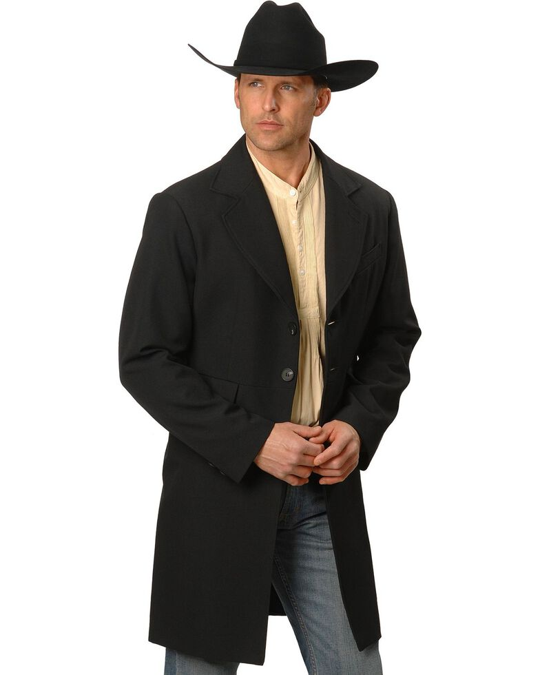 WahMaker Frock Coat, Black, hi-res