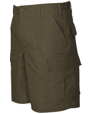 Tru-Spec Men's Olive Drab BDU Shorts, Olive, hi-res