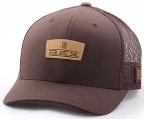 Bex Men's Browner Snap-Back Ball Cap, Brown, hi-res