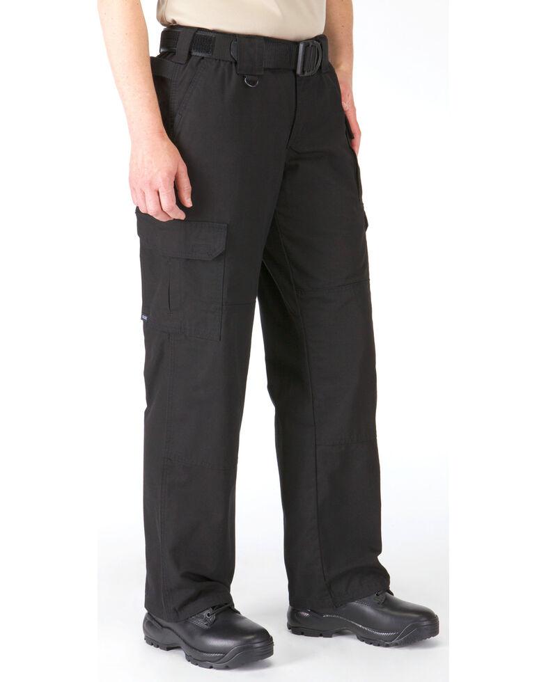 5.11 Women's Tactical Pants, Black, hi-res