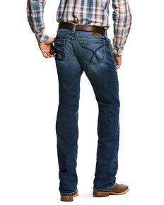 Ariat Men's M7 Rocker Stackable Straight Leg Jeans , Indigo, hi-res