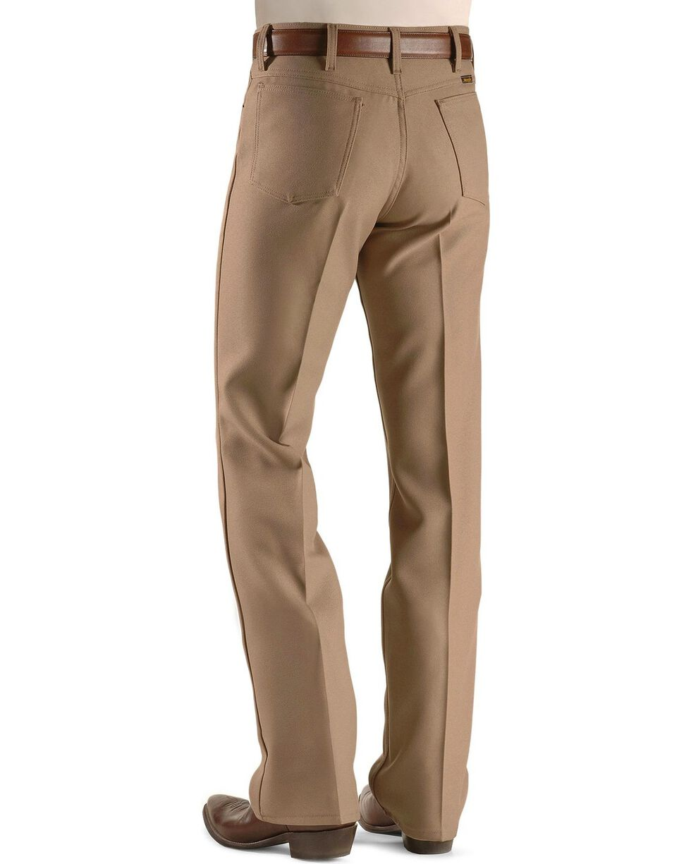 Wrangler Wrancher Dress Jeans, Tan, hi-res