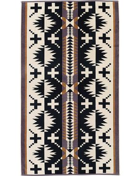 Pendleton Spider Rock Jacquard Spa Towel, Multi, hi-res