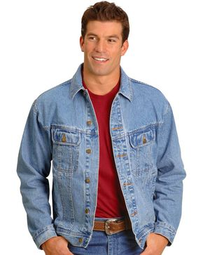 Wrangler Rugged Wear Denim Jacket, Vintage, hi-res