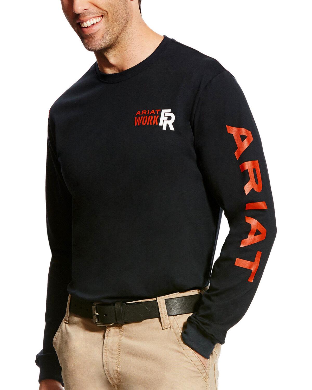 ARIAT Mens Jericho Retro Fit Shirt