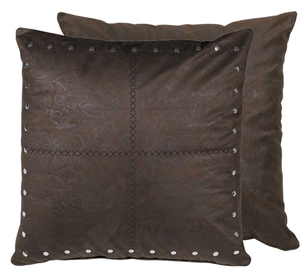 HiEnd Accents Tucson Euro Pillow Sham, Multi, hi-res