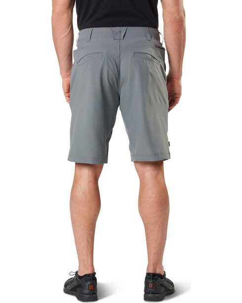 5.11 Men's Base Shorts, Grey, hi-res