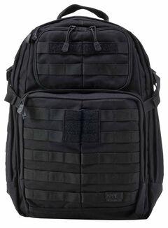 5.11 Tactical RUSH 24 Backpack, Black, hi-res