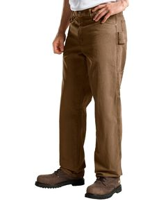 Dickies Sanded Duck Carpenter Jeans, Timber, hi-res