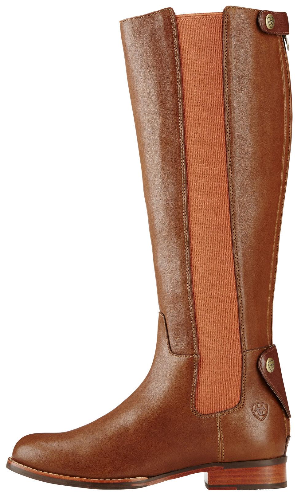 Ariat Women's Pumpkin Spice Waverly Tall Boots - Round Toe , Tan, hi-res