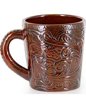 BB Ranch Engraved Filigree Mug, No Color, hi-res