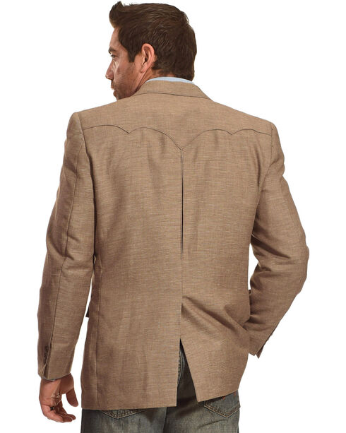Circle S Men's Fort Worth Sport Coat, Camel, hi-res