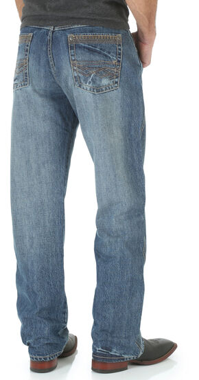 Wrangler 20X Longview 33 Extreme Relaxed Fit Jeans - Straight Leg, Denim, hi-res