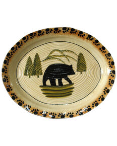 HiEnd Accent Multi Bear Serving Plate, Multi, hi-res