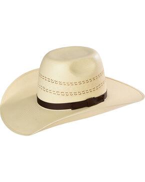 Resistol Men's Childress Promo Straw Hat , Natural, hi-res