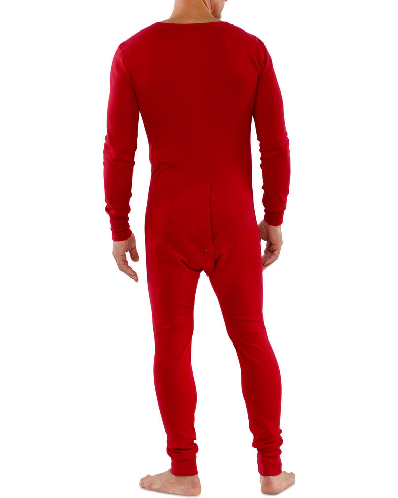 Carhartt Union Suit, Red, hi-res