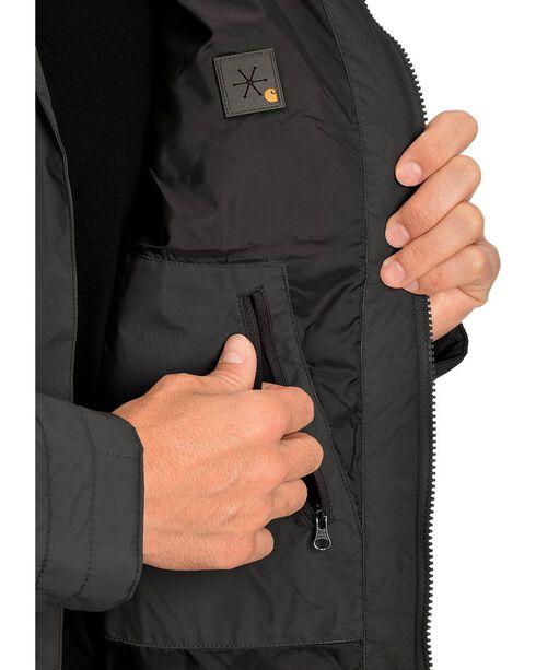 Carhartt Brookville Nylon Jacket, Black, hi-res