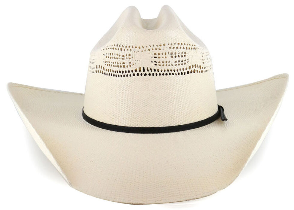 Cody James Cattleman s Crease Straw Western Hat  c67a4a84e00
