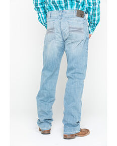 Wrangler 20X Men's Roanoke Bootcut Jeans, Blue, hi-res