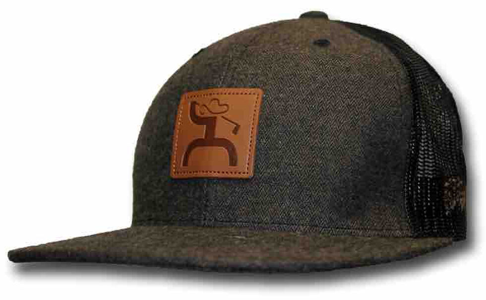 HOOey Men s Golf Tee Snapback Trucker Hat  2000c515a07