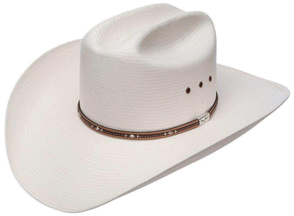 29ddb4b25845a Resistol George Strait Kingman 10X Straw Cowboy Hat