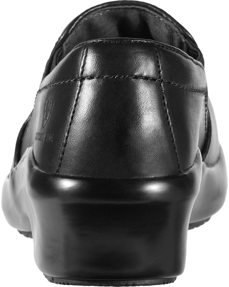 Ariat Expert Safety Clog Slip-On Shoes - Composite Toe, Black, hi-res