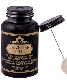 Obenauf's Leather 8oz Leather Oil, No Color, hi-res