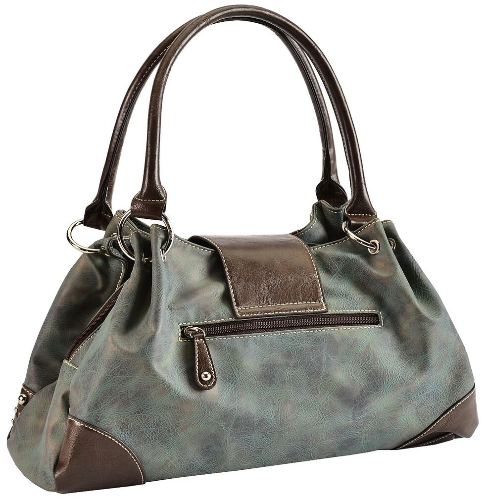 Blazin Roxx Blue Star Shoulder Bag, Blue, hi-res