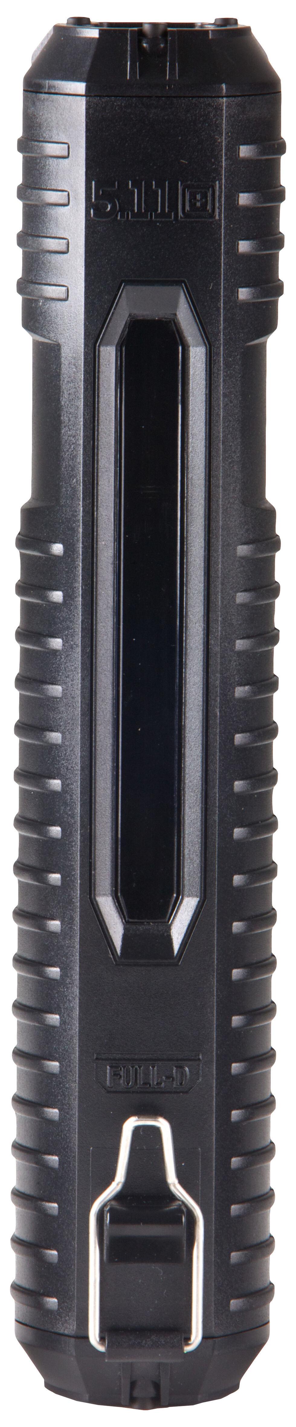 5.11 Tactical Battery Charging Holder, Full D for TPT R7, Black, hi-res