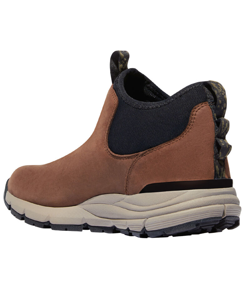 308eaeaaa18 Danner Men's Mahogany Mountain 600 Chelsea Boots - Round Toe