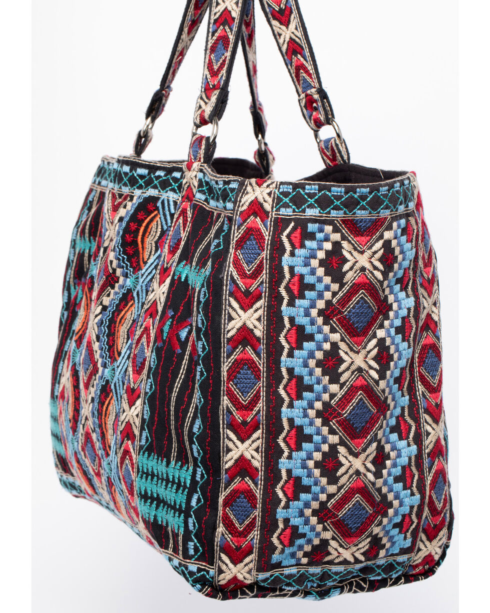 Johnny Was Women's Sonoma Tote Bag , , hi-res