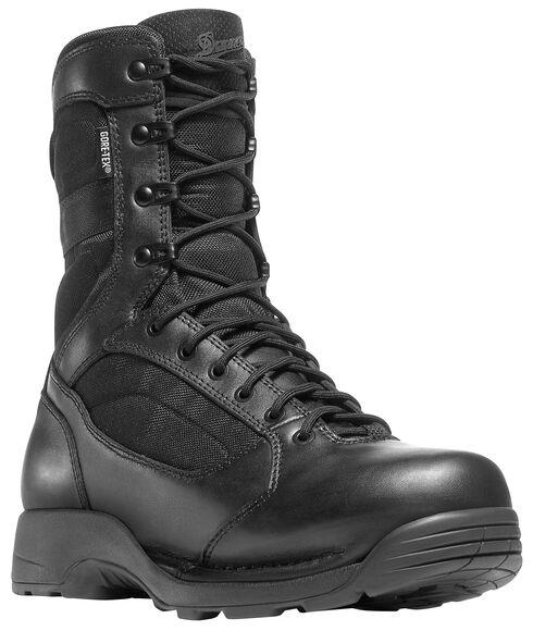 "Danner Striker Torrent GTX 8"" Work Boots, Black, hi-res"