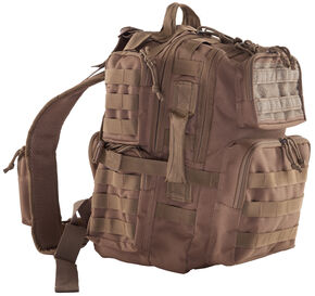 Tru-Spec Tour of Duty Lite Coyote Brown Backpack, Coyote Brown, hi-res