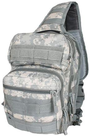 Fox Outdoor Stinger Sling Bag, Med Brown, hi-res