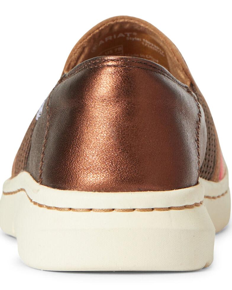 Ariat Women's Ryder Rust Slip-On Shoes, Multi, hi-res