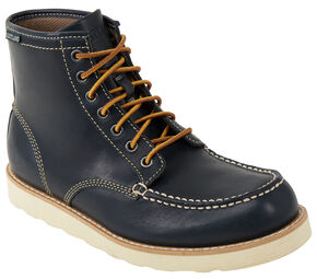 Eastland Men's Navy Lumber Up Boot , Navy, hi-res